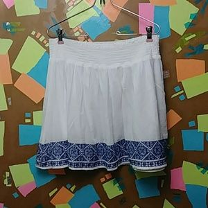 Old Navy Stretch Waist Skirt M